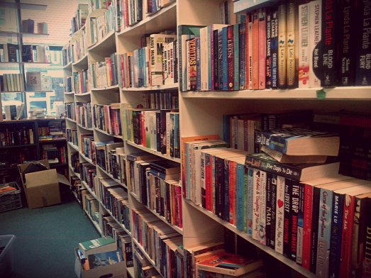 Wandsworth Oasis Charity Bookshop